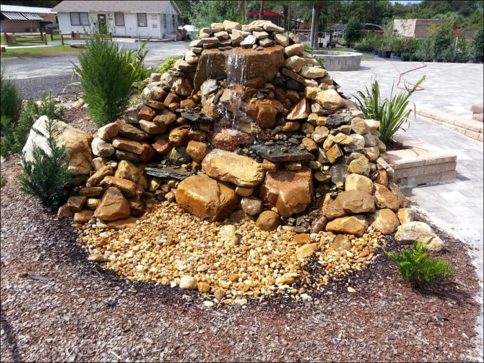 Landscaping stone to buy in crystal river fl for Landscaping rocks jacksonville